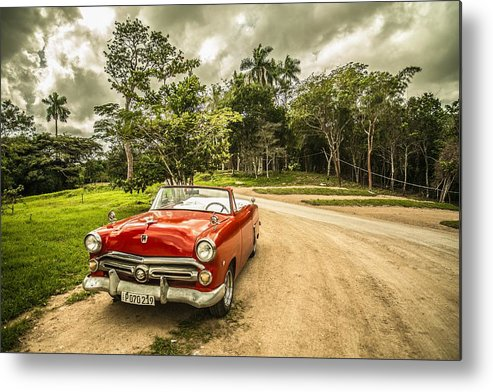 Auto Metal Print featuring the photograph Perfection by Billy Soden