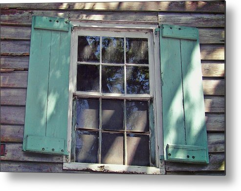 Pirate Metal Print featuring the photograph Pirate House by JAMART Photography
