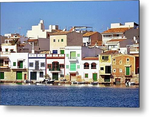Porto Colum Metal Print featuring the photograph Porto Colum by John Hughes