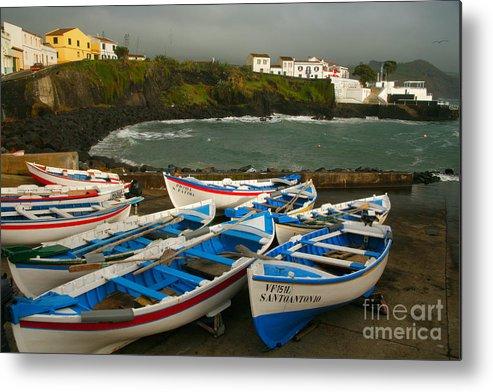 Coastal Metal Print featuring the photograph Porto Dos Carneiros by Gaspar Avila