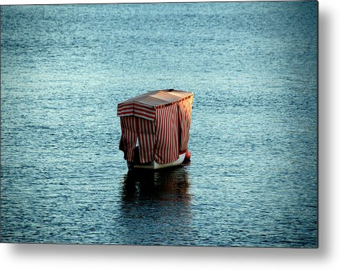 Color Photograph Metal Print featuring the photograph Quiet Afternoon by Dan Albright