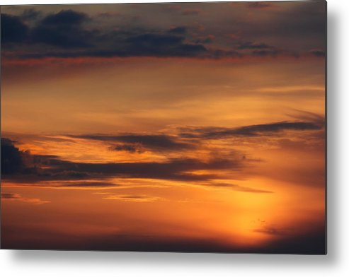 Clouds Metal Print featuring the photograph Reach For The Sky 10 by Mike McGlothlen