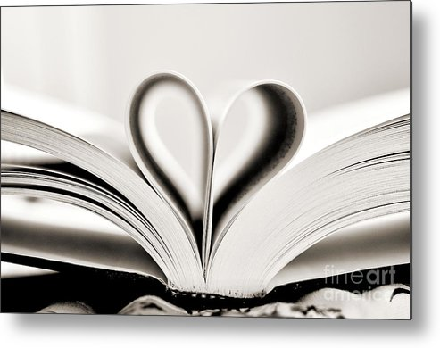 Book Metal Print featuring the photograph Read by Ashley Haack