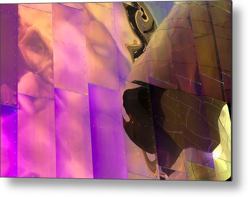 Emp Metal Print featuring the photograph Reflecting Emp by Janet Fikar