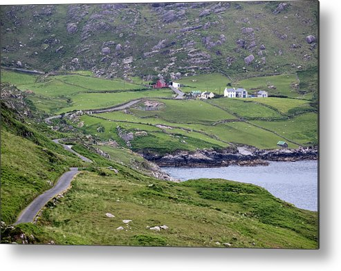 Cleanderry Metal Print featuring the photograph Ring Of Beara - Ireland by Joana Kruse