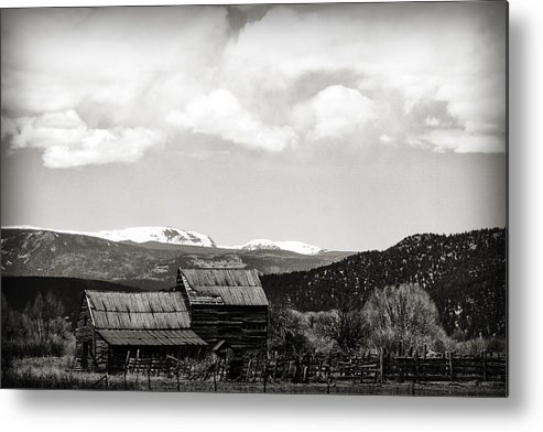 Artist Metal Print featuring the photograph Roadside Route 66 by Patricia Montgomery