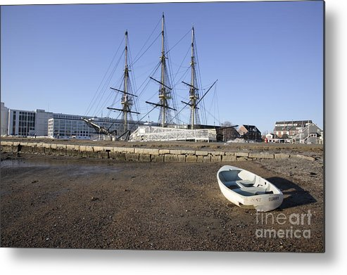 Salem Metal Print featuring the photograph Salem Maritime National Historic Site In Salem Massachusetts Usa by Erin Paul Donovan