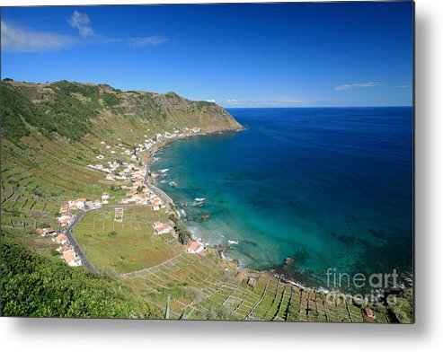 Azores Metal Print featuring the photograph Santa Maria Azores II by Gaspar Avila