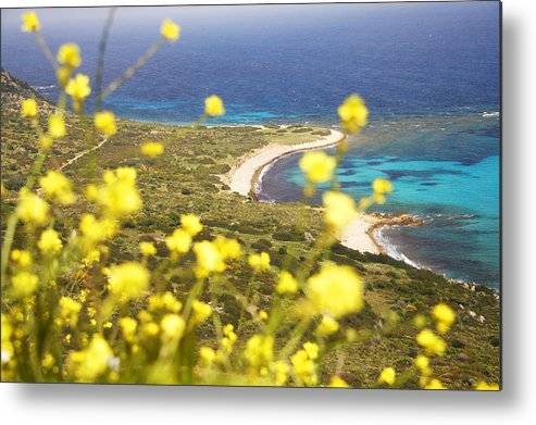 Sardinia Metal Print featuring the photograph Sardinia by Elisa Locci