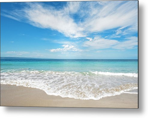 Kangaroo Island Metal Print featuring the photograph Seaside Serenity by Catherine Reading