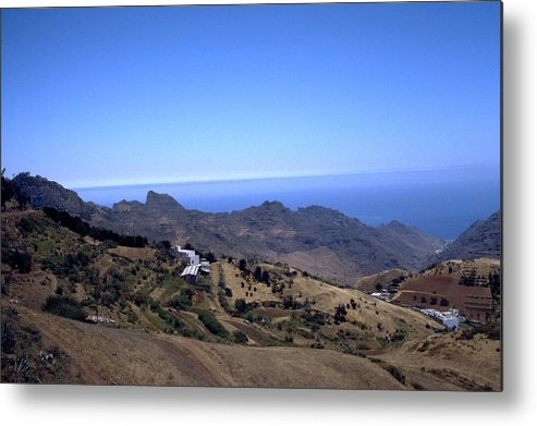 Tenerife Metal Print featuring the photograph Tenerife II by Flavia Westerwelle