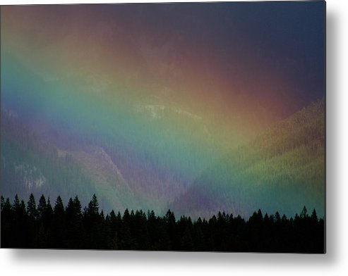 The Promise Metal Print featuring the photograph The Covenant by Cathie Douglas