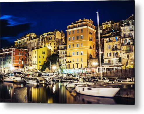 Night Metal Print featuring the photograph The Night Wind by Radek Spanninger