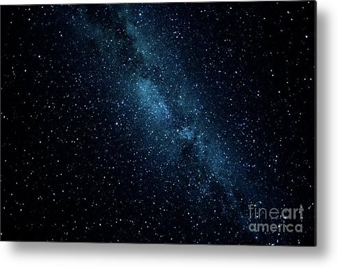 395 Metal Print featuring the photograph The Stars At Tuttle Creek, Lone Pine, Ca, Usa, September, 2016 by Eiko Tsuchiya