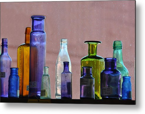 Still Life Metal Print featuring the photograph Things That Make Me Pause by Jan Amiss Photography