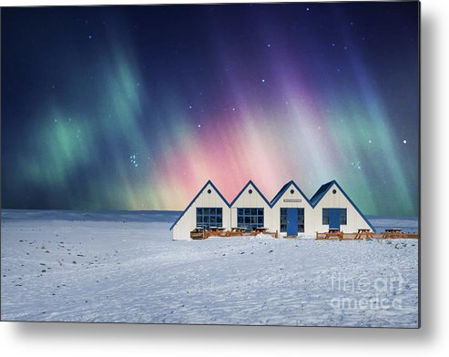 Kremsdorf Metal Print featuring the photograph Time For Miracles by Evelina Kremsdorf