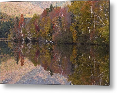 Maine Metal Print featuring the photograph Umbagog Lake by Henry Krauzyk