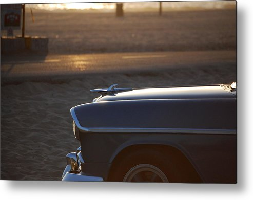 Automotive Metal Print featuring the photograph Untitled by William Lorton