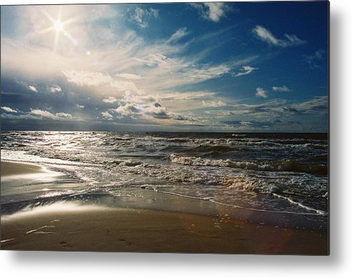Sea Metal Print featuring the photograph Variety by Lukasz Aschenbrenner