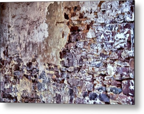 Barn Metal Print featuring the photograph Wall by Jim Proctor