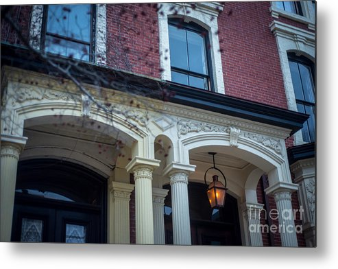 City Metal Print featuring the photograph West End Lanter by Corey Templeton