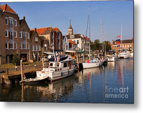 Travel Metal Print featuring the photograph Willemstad by Louise Heusinkveld