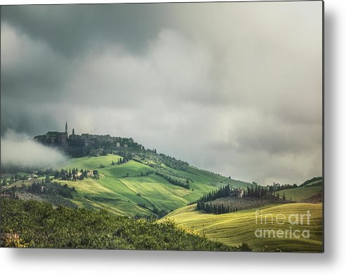 Kremsdorf Metal Print featuring the photograph A Vision Of Serenity by Evelina Kremsdorf