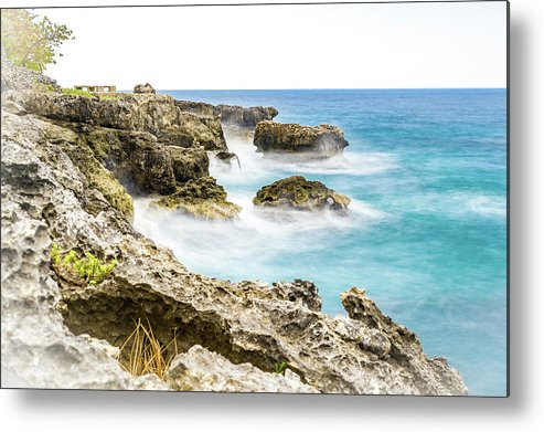 Negril Metal Print featuring the photograph Dreaming Of Negril by Debbie Ann Powell