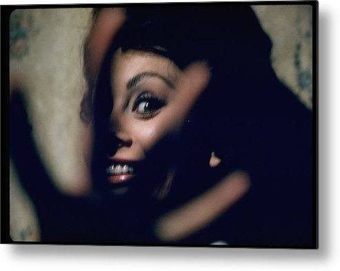 Timeincown Metal Print featuring the photograph Sophia Loren by Gjon Mili