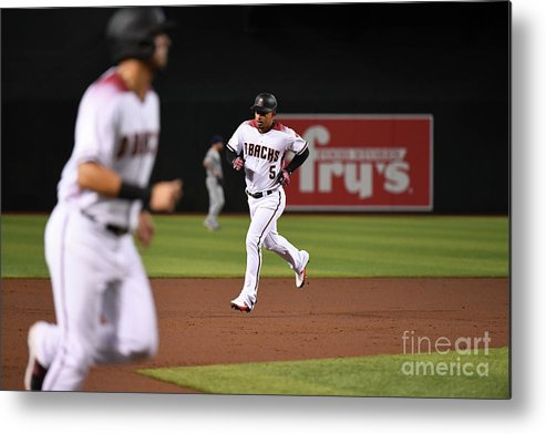 People Metal Print featuring the photograph Eduardo Escobar by Norm Hall