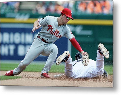 People Metal Print featuring the photograph Scott Kingery by Duane Burleson