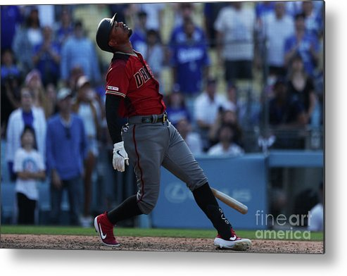 People Metal Print featuring the photograph Adam Jones by Yong Teck Lim