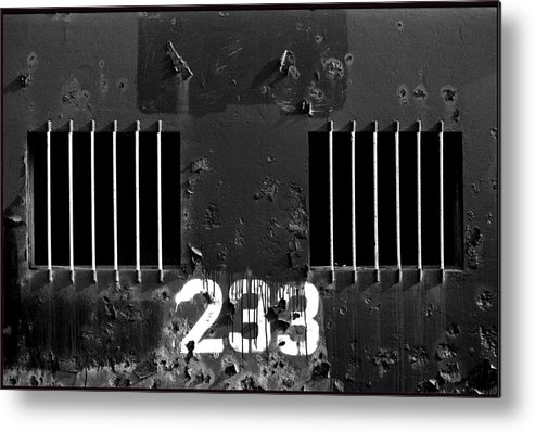 Photo Decor Metal Print featuring the photograph 233 by Steven Huszar