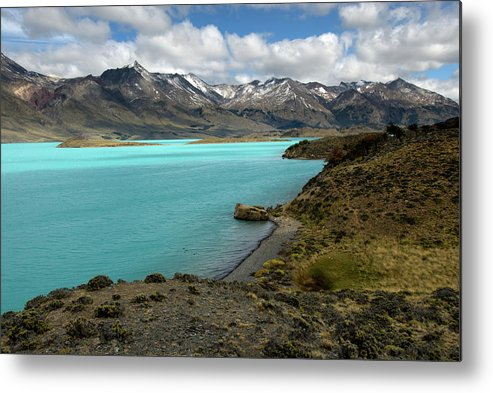 Adventure Metal Print featuring the photograph Perito Moreno National Park by Javier Etcheverry