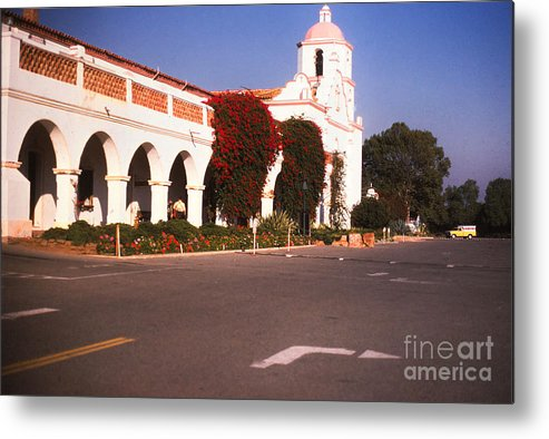 Landscape Metal Print featuring the photograph 893 Sl San Luis Rey 3 by Chris Berry