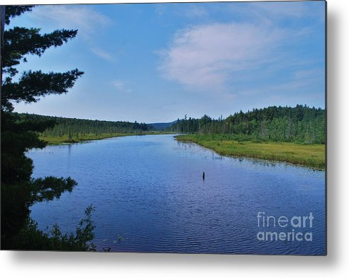 Metal Print featuring the photograph Adk2012 36 by TSC Photography Timothy Cuffe Jr