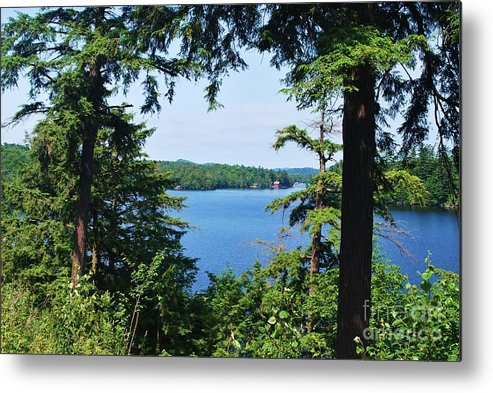 Metal Print featuring the photograph Adk2012 39 by TSC Photography Timothy Cuffe Jr