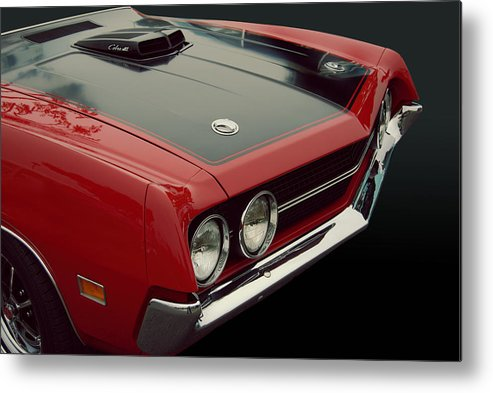 Ford Metal Print featuring the photograph Cobra Jet by Bill Dutting