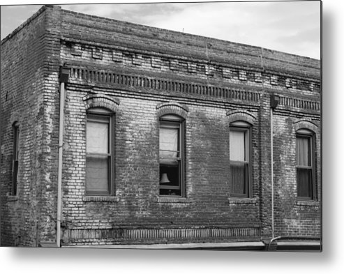 Jerome Metal Print featuring the photograph Ghost House by Justin Curry