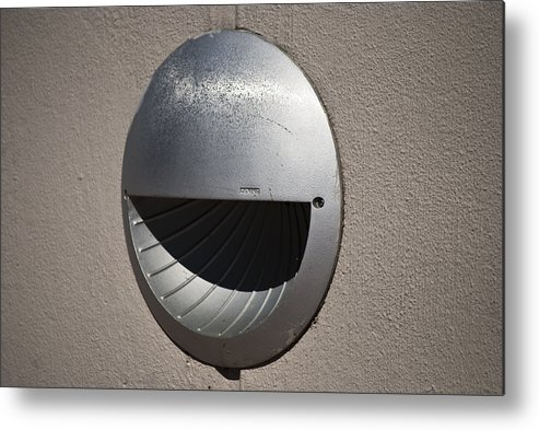 Abstract Metal Print featuring the photograph Smile by Christi Kraft