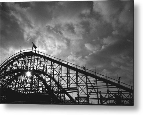 Scenics Metal Print featuring the photograph Spring Cleaning by Steven Huszar