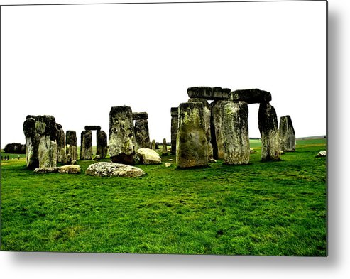 Stonehenge Metal Print featuring the photograph Stonehenge by AR Harrington Photography