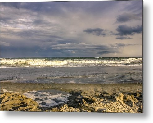 America Metal Print featuring the photograph Tidal Pool by Rob Sellers