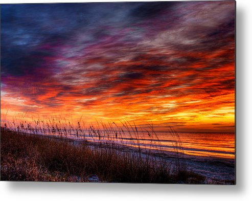Sunrise Metal Print featuring the photograph Another Perfect Morning by Dennis Dame