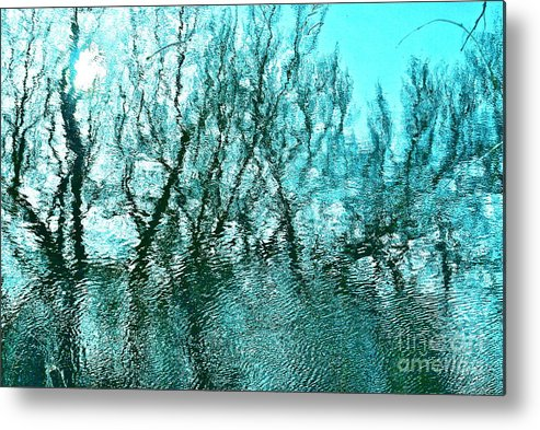 Waterland Metal Print featuring the photograph Dream Of Waterland by Chuck Taylor