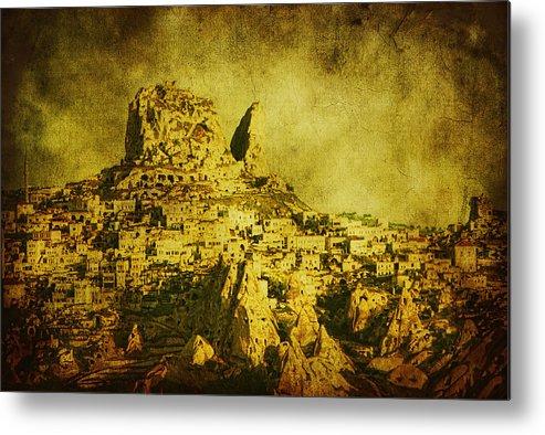 Cappadocia Metal Print featuring the photograph Persian Empire by Andrew Paranavitana