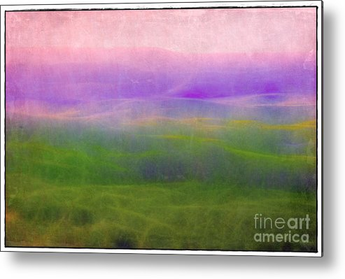 Arkansas Metal Print featuring the photograph The Distant Hills by Judi Bagwell