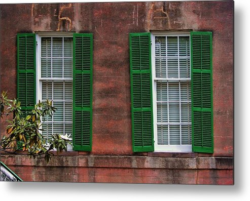House Metal Print featuring the photograph Southern Charm by JAMART Photography