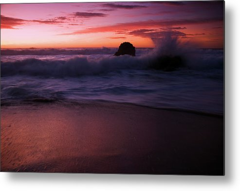 Southwest Metal Print featuring the photograph Dramatic Serenity by Wayne Stadler