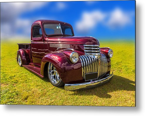 Truck Metal Print featuring the photograph Dream Truck by Keith Hawley